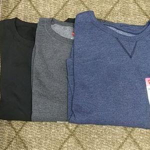 Hanes EcoSmart sweatshirt bundle